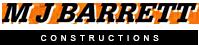 MJ Barrett Constructions